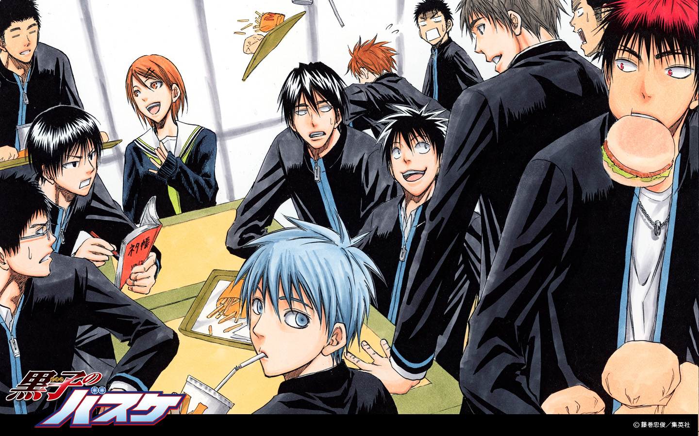 Kuroko No Basuke Anime Wallpapers Hd 4k Download For