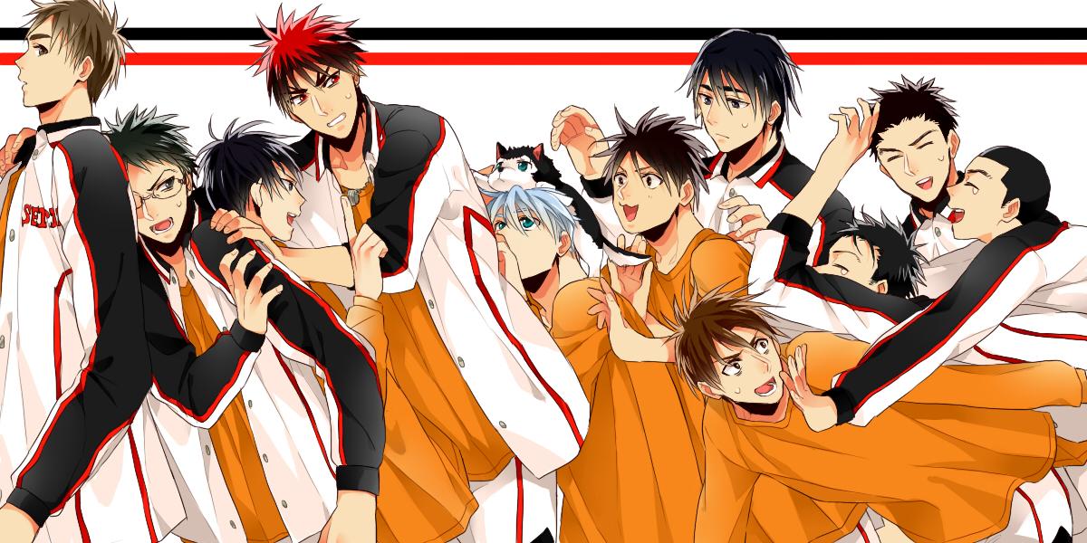 Seirin High - Kuroko no Basuke - Image #1274658 - Zerochan ... Kuroko No Basket Wallpaper Seirin