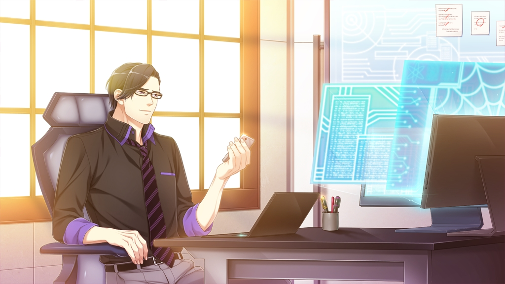 Tags: CG Art, Wallpaper, Sanzen Sekai Yuugi ~MultiUniverse Myself~, Seishiro Kira