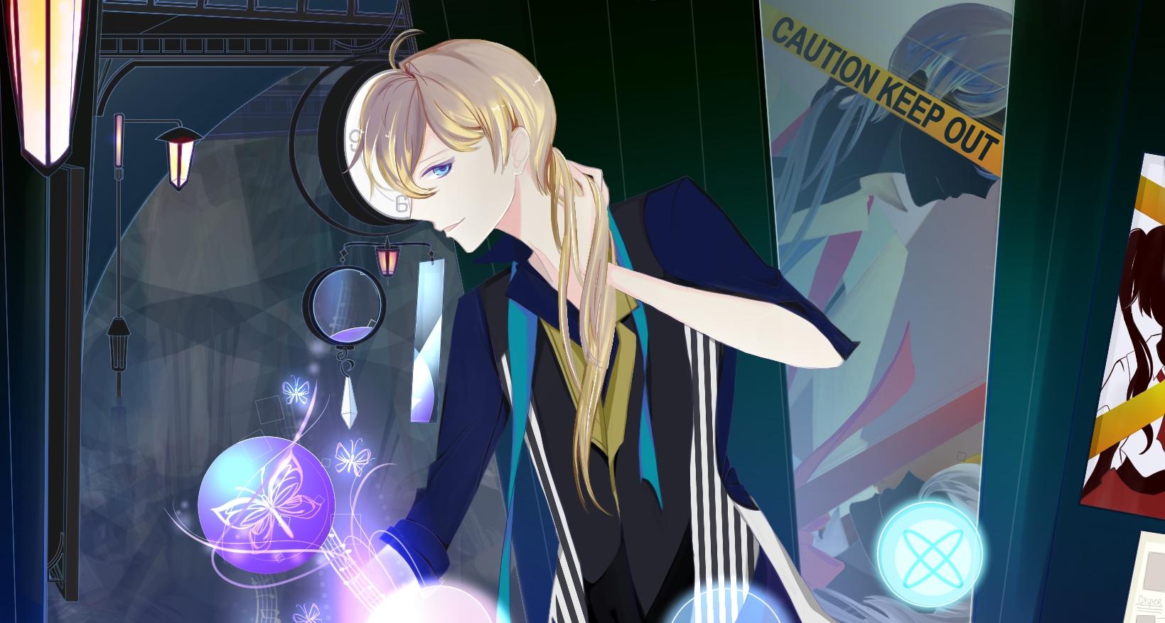 Seisou Bakuretsu Boy (Sacred Spear Explosion Boy) Image ... Scared Spear Explosion Boy