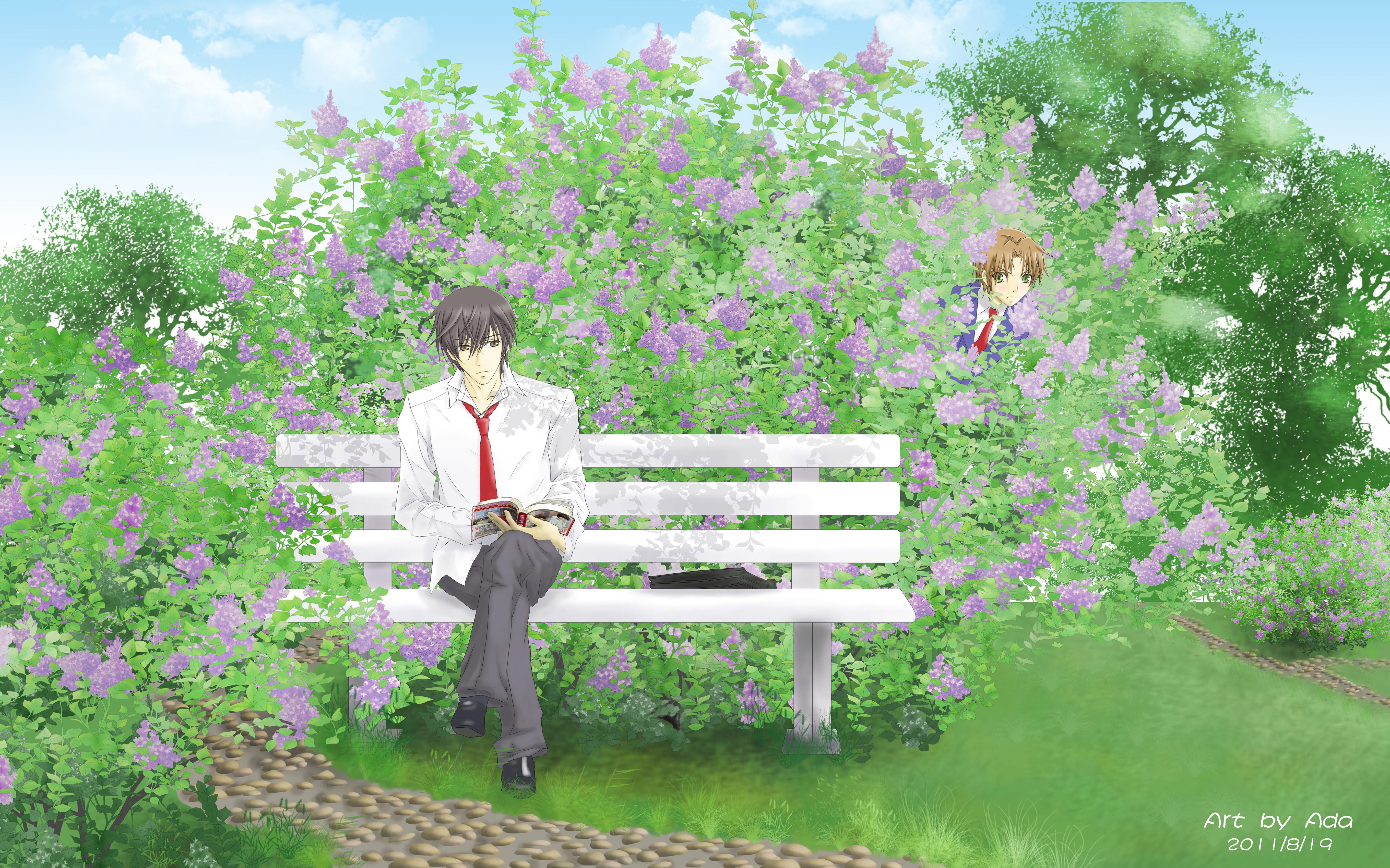 Sekai Ichi Hatsukoi (World's First Love), Wallpaper ...