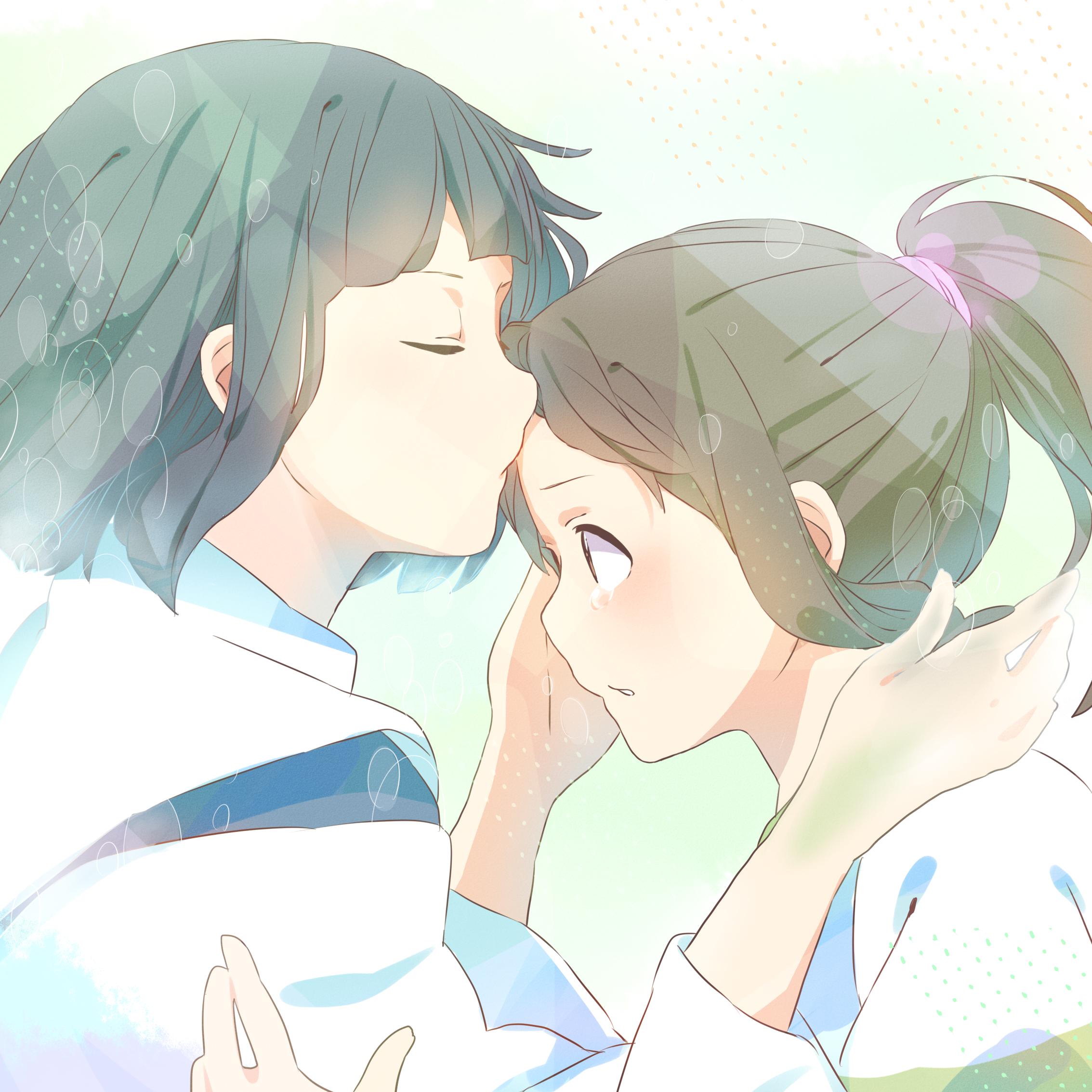 фото красивых целующихся девушек