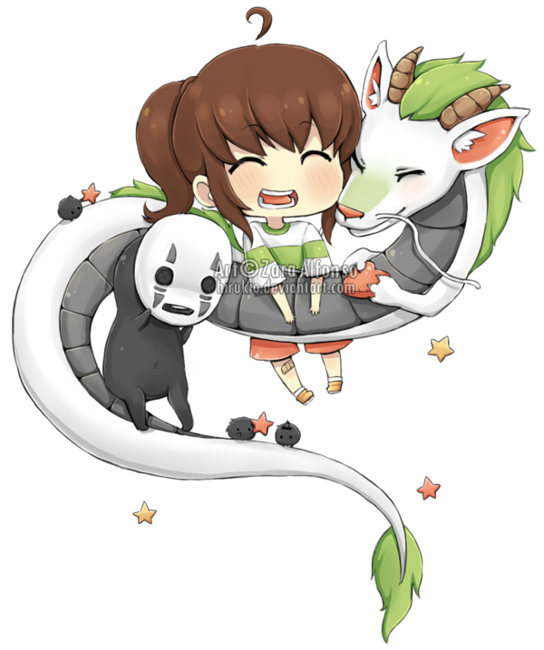 Sen To Chihiro No Kamikakushi Spirited Away Image 1831094 Zerochan Anime Image Board