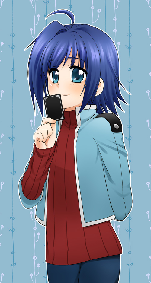 Tags: Anime, Pixiv Id 926286, Cardfight!! Vanguard, Sendou Aichi, Fanart, Pixiv, Team Q4