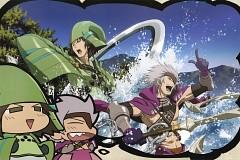Image Result For Anime Basaraa