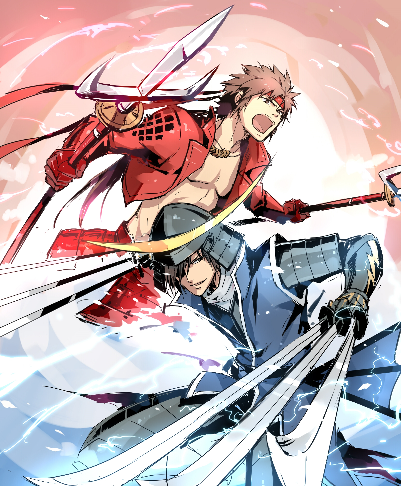 Sanada Yukimura Sengoku Basara Zerochan Anime Image Board