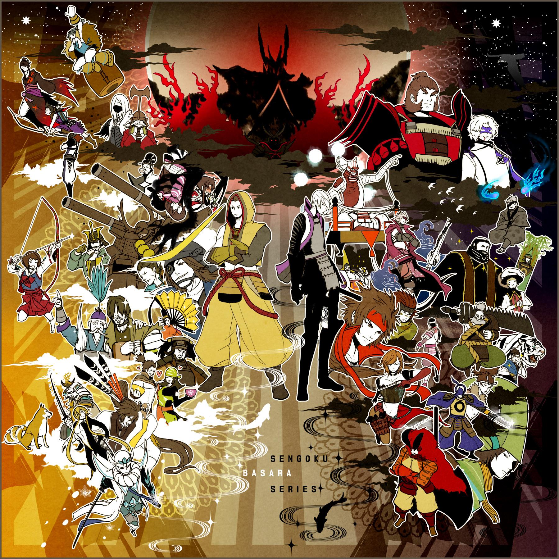 Download Anime Basara: Uesugi Kenshin (Sengoku Basara)