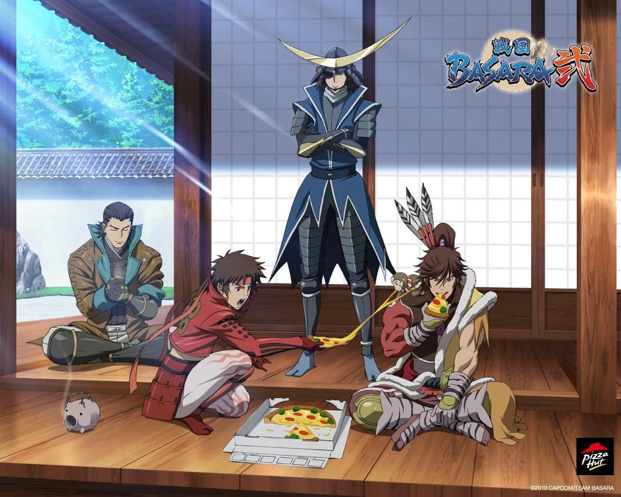 date masamune  sengoku basara   wallpaper