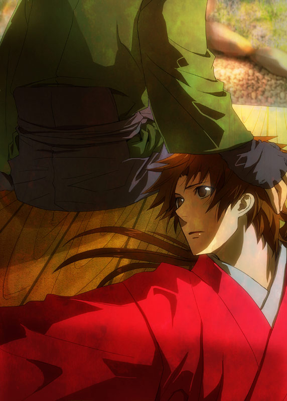 Tags: Anime, Sengoku Basara, Sanada Yukimura (Sengoku Basara), Sarutobi Sasuke, Devil Kings