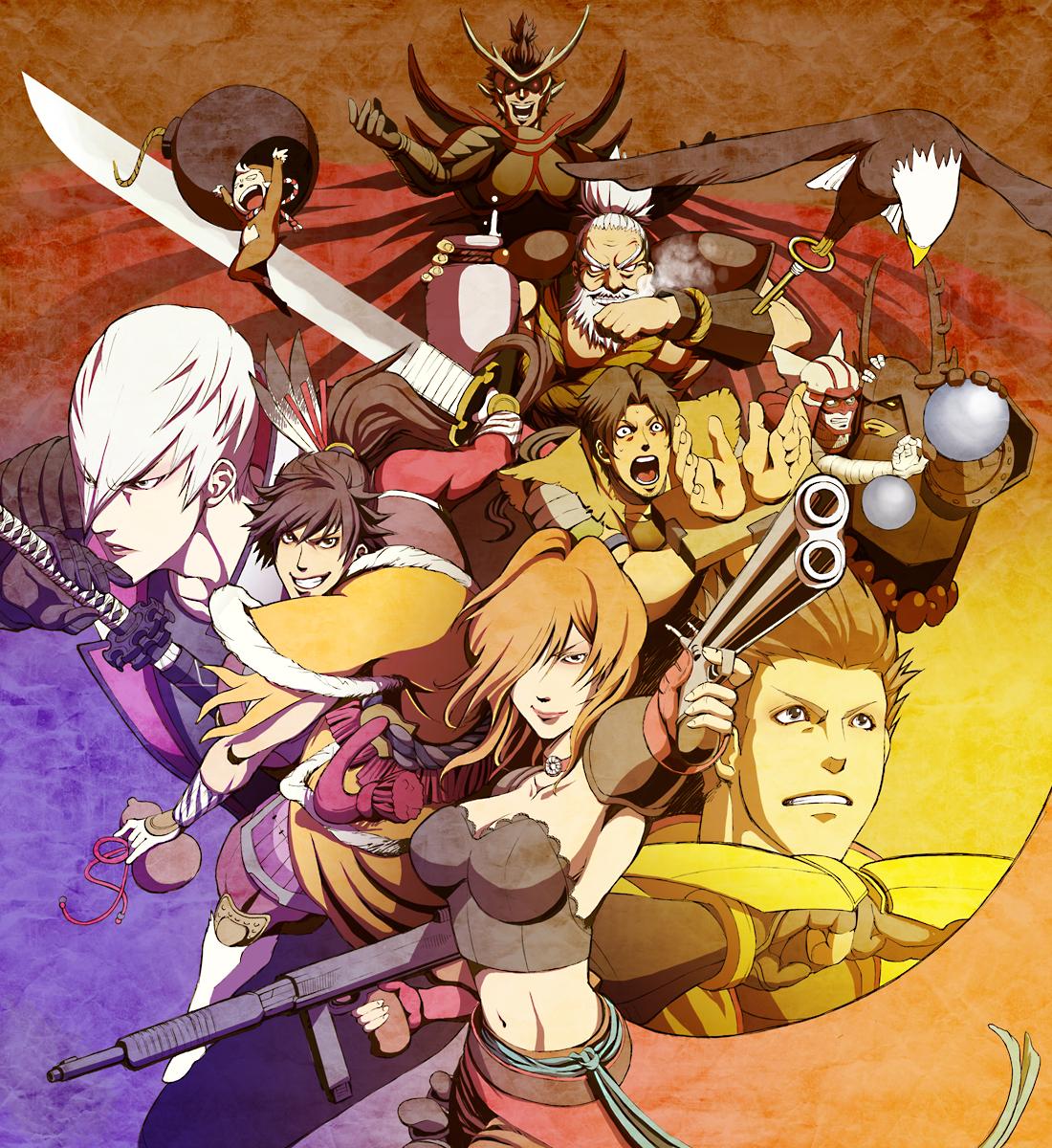 Download Anime Basara: Oda Nobunaga (Sengoku Basara)