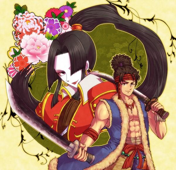 Sasaki Kojiro And Miyamoto Musashi: Sengoku Musou/#1578754