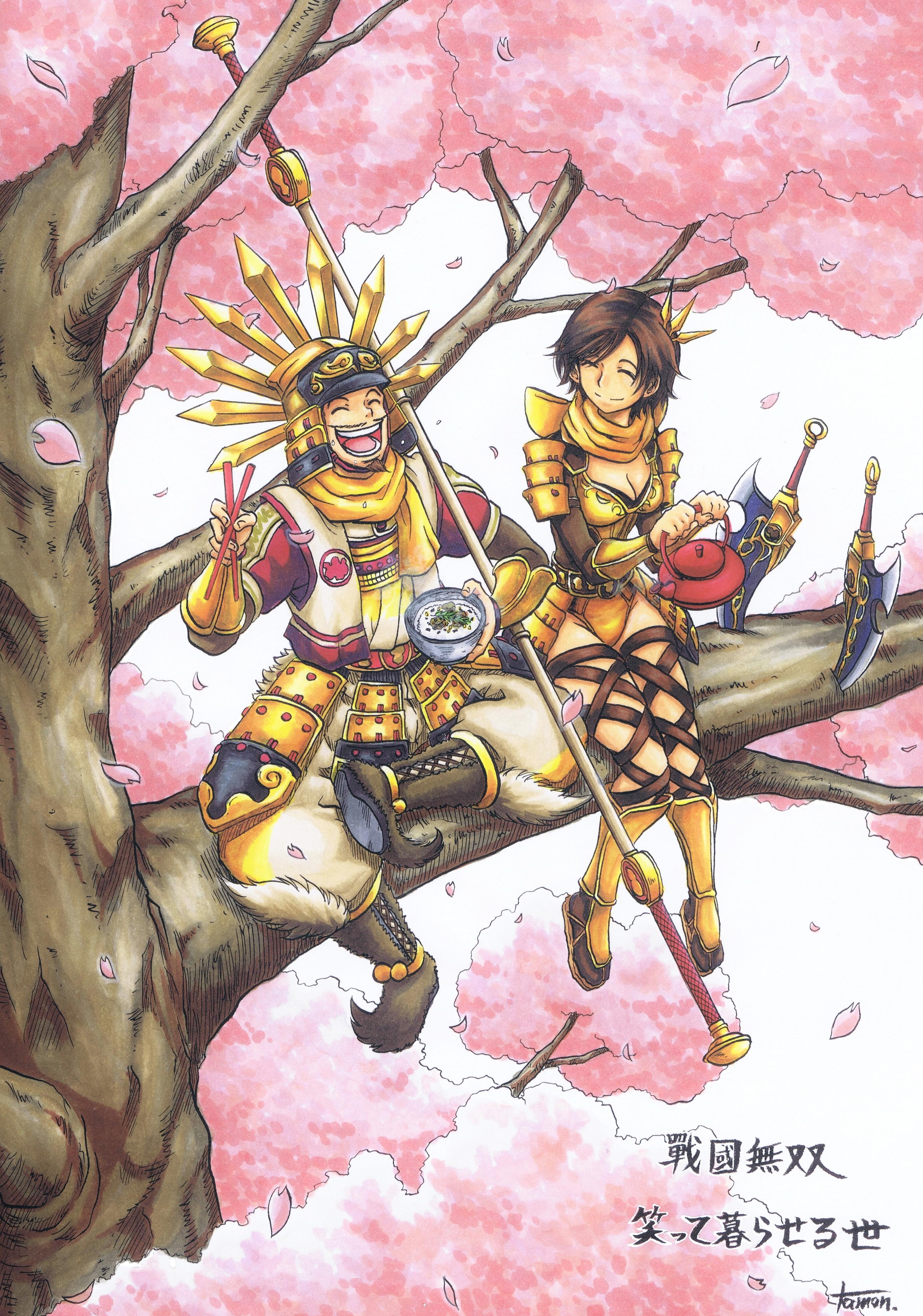Sengoku Musou (Samurai Warriors) Image #1130869 - Zerochan ...