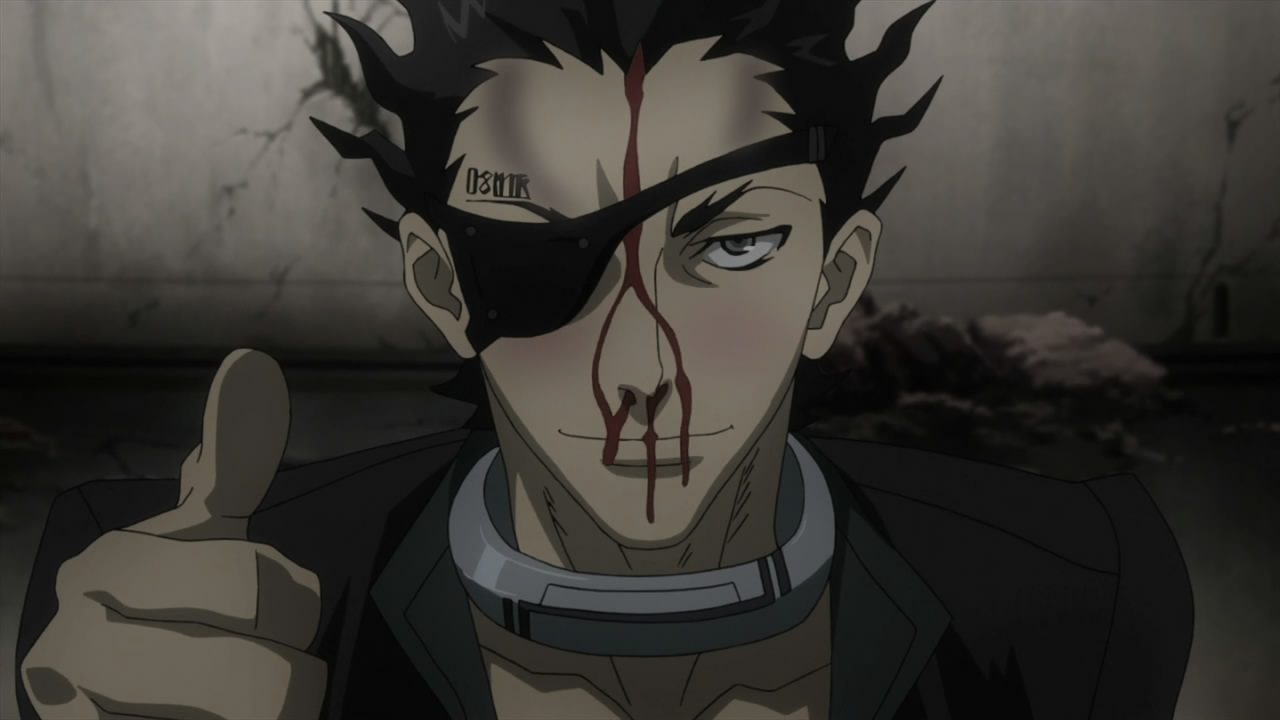 Senji Kiyomasa - Deadman Wonderland - Wallpaper #600437 ...