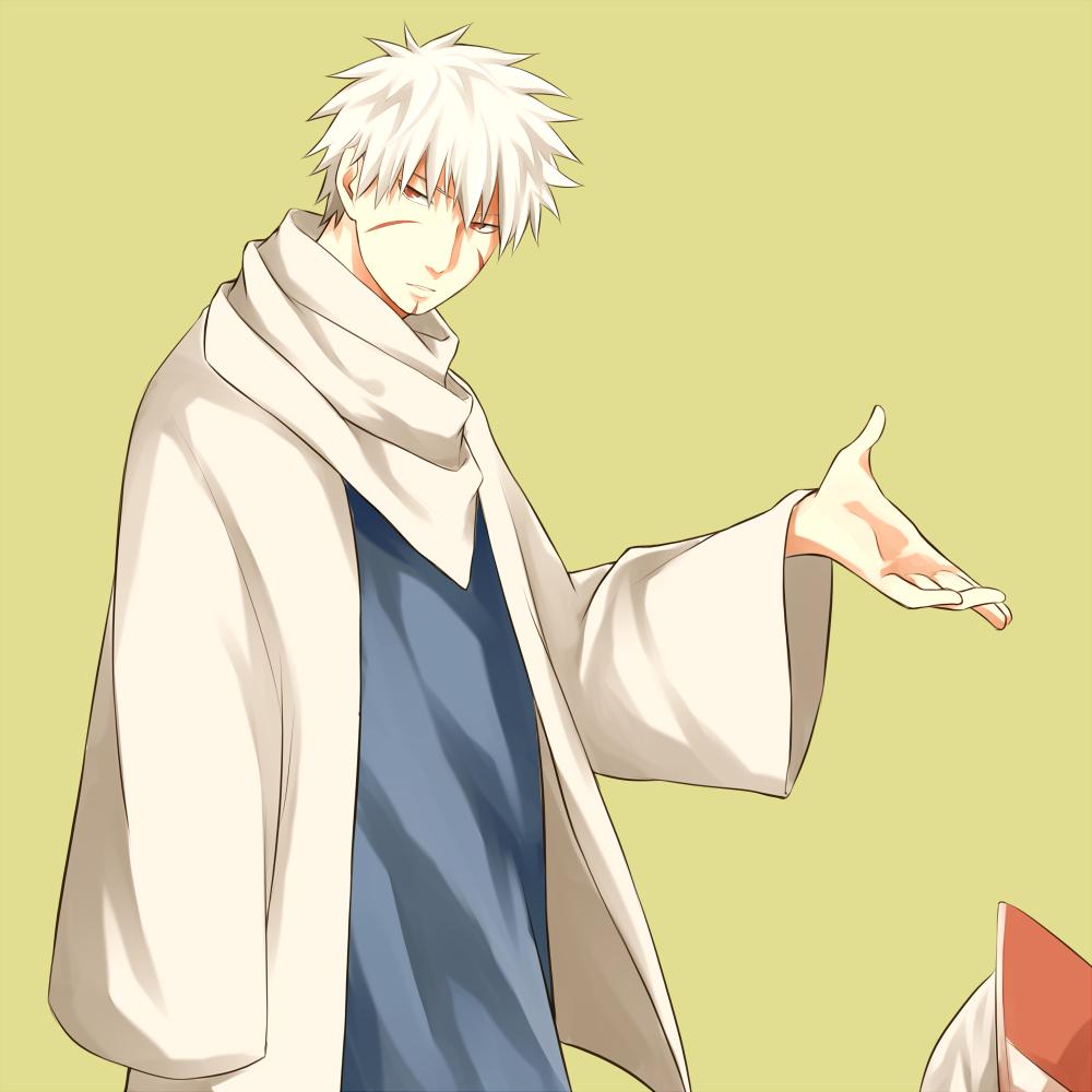 Senju Tobirama Naruto Image 2067505 Zerochan Anime Image Board