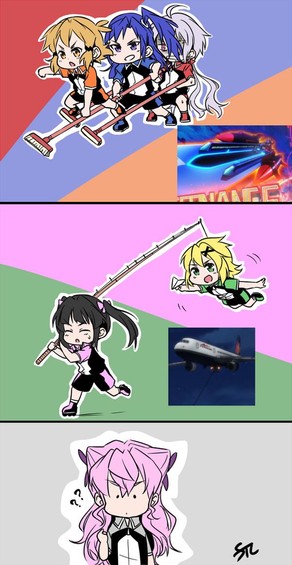 Tags: Anime, Senki Zesshou Symphogear, Senki Zesshou Symphogear AXZ