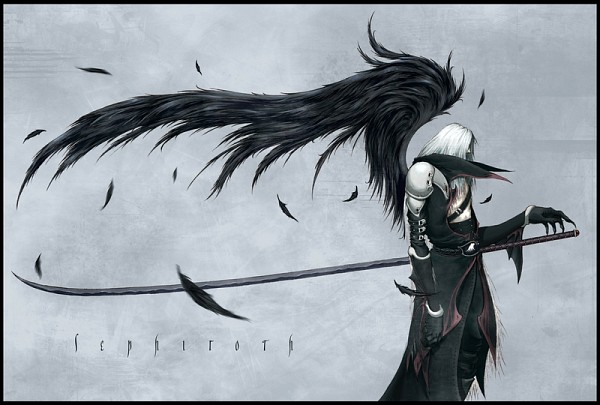 Sephiroth Wing Sephiroth/#1697968 - Z...