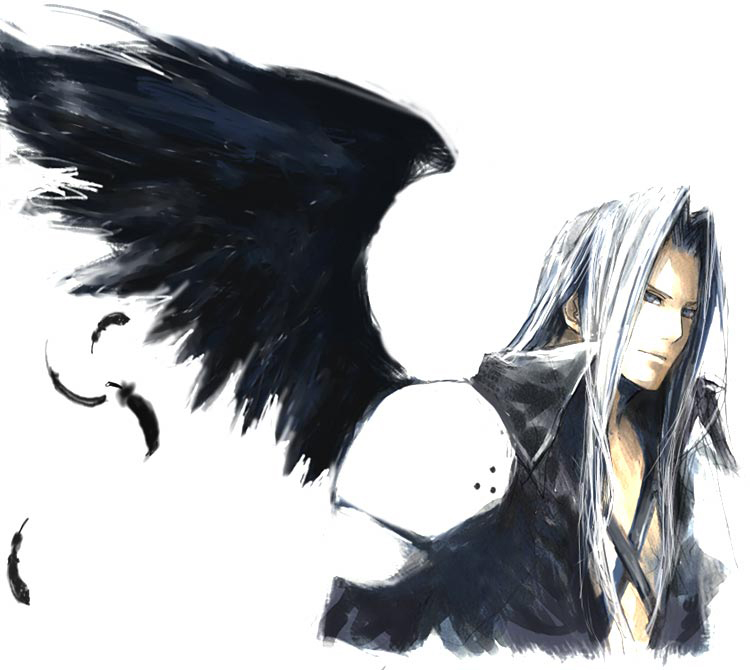 Sephiroth Wing Sephiroth/#14326 - Zer...