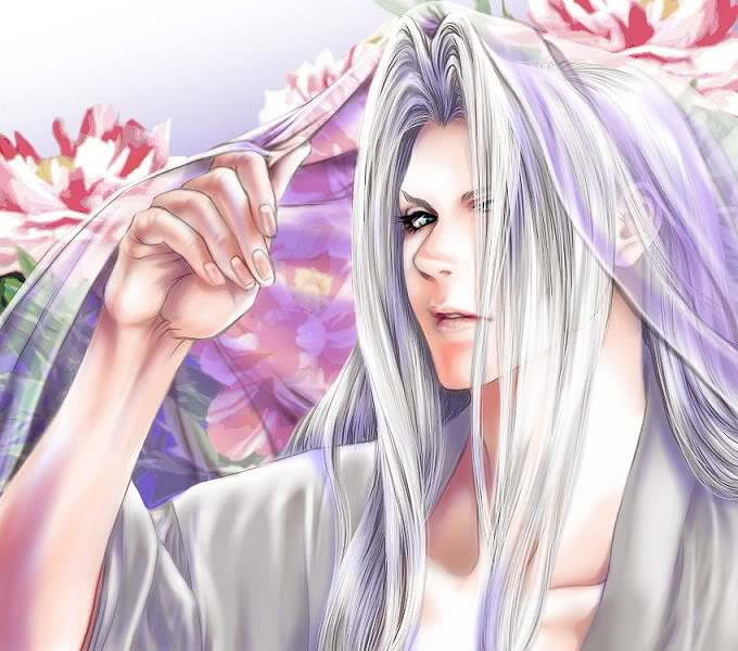 Tags: Anime, SQUARE ENIX, Dissidia, Final Fantasy VII, Sephiroth, Artist Request