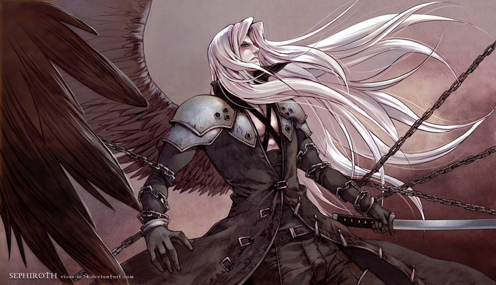 Sephiroth Wing Sephiroth - Fin...