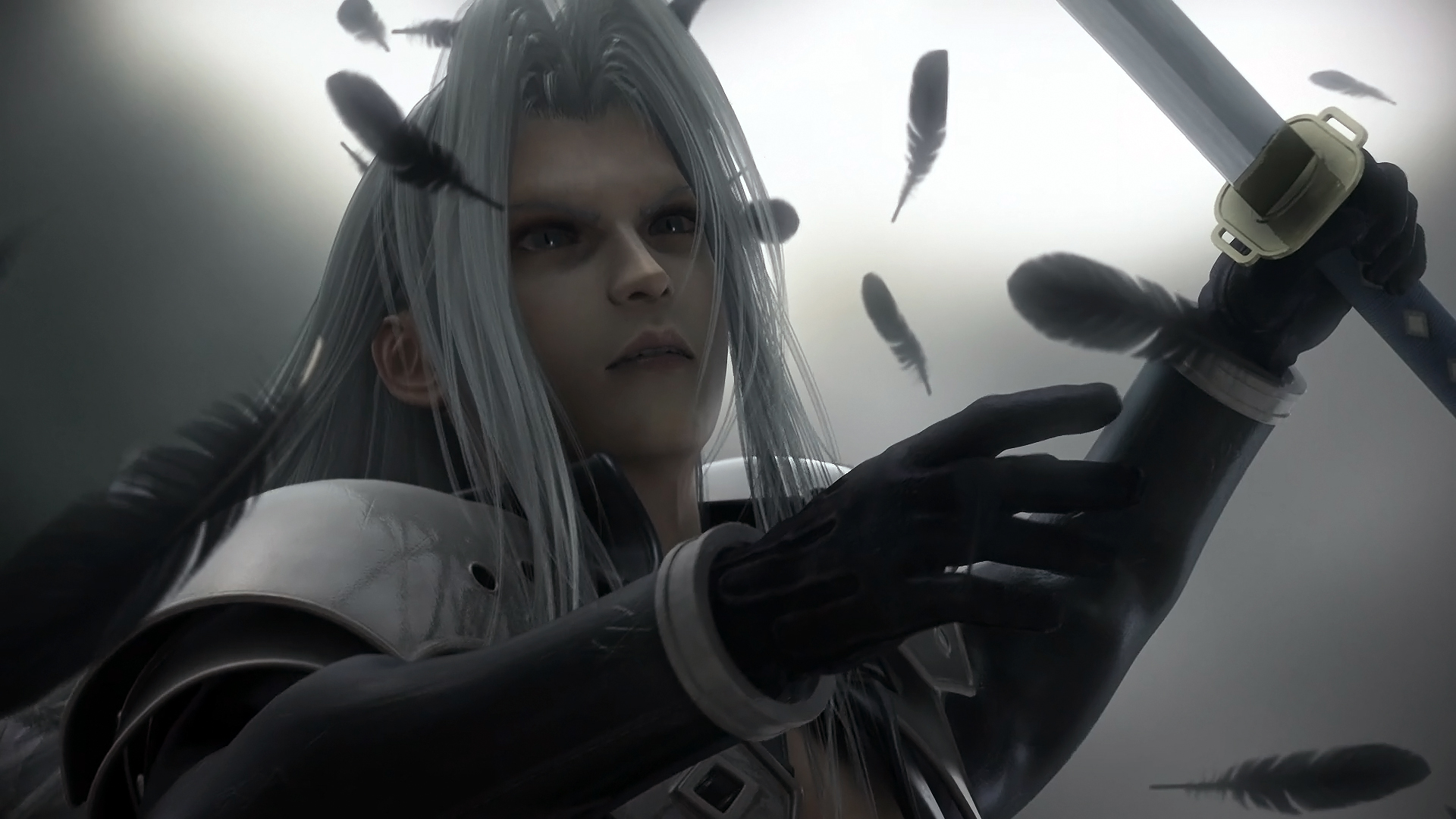 Sephiroth Final Fantasy Vii Hd Wallpaper 56564