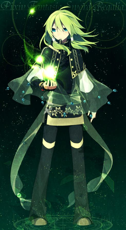 Tags: Anime, Hijiri, Sequence, Pixiv Fantasia: Sword Regalia, Pixiv Fantasia Series, Pixiv, Mobile Wallpaper
