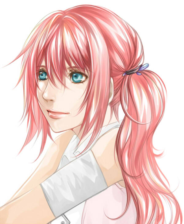 Tags: Anime, Nomura Tetsuya, Final Fantasy XIII, Serah Farron, Fanart