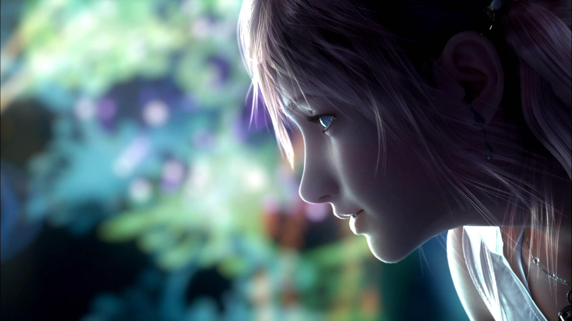 Final Fantasy Xiii Hd Wallpaper Zerochan Anime Image Board