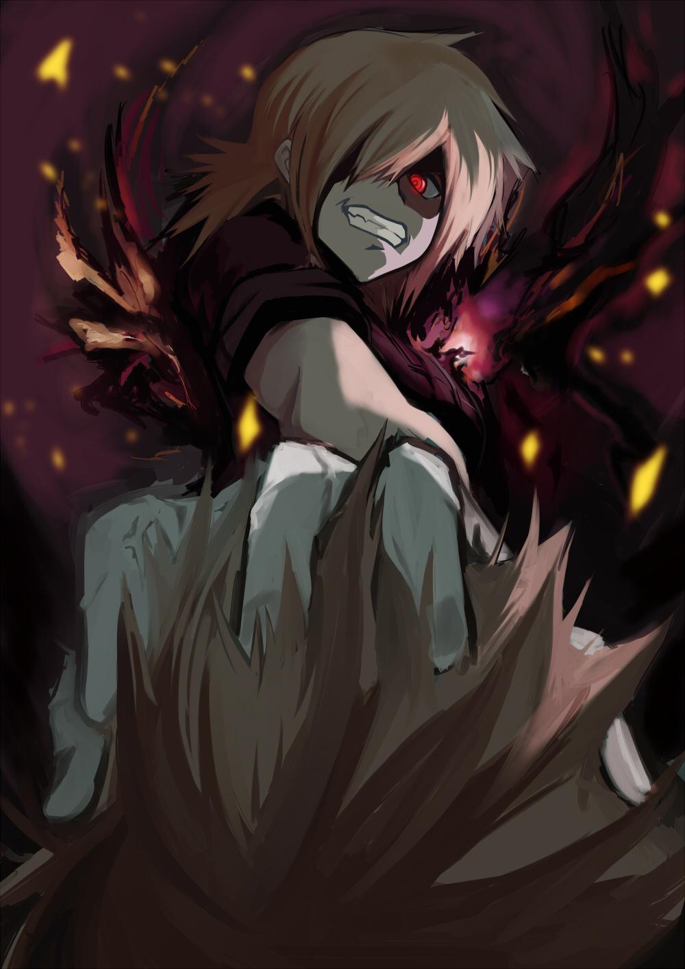 Seras victoria fanart zerochan anime image board - Fanart anime wallpaper ...