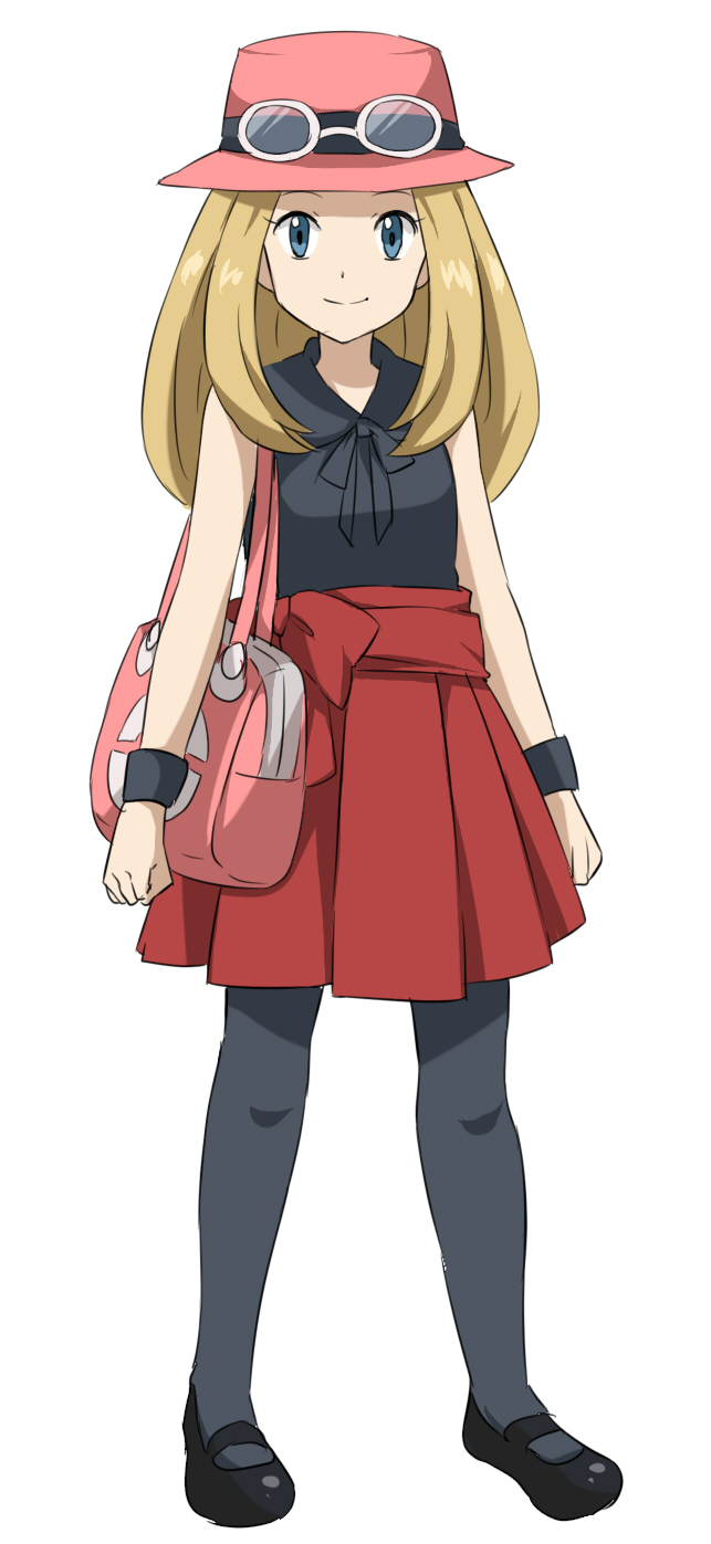 Tags: Anime, Punchiki, Pokémon X & Y, Pokémon, Serena (Pokémon), Pixiv, Fanart, Fanart From Pixiv