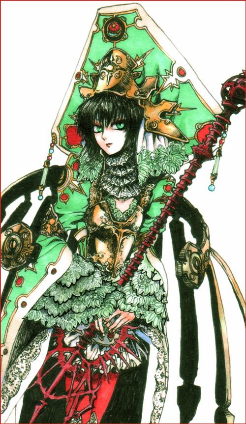 Tags: Anime, Trinity Blood, Seth Nightroad, Mobile Wallpaper