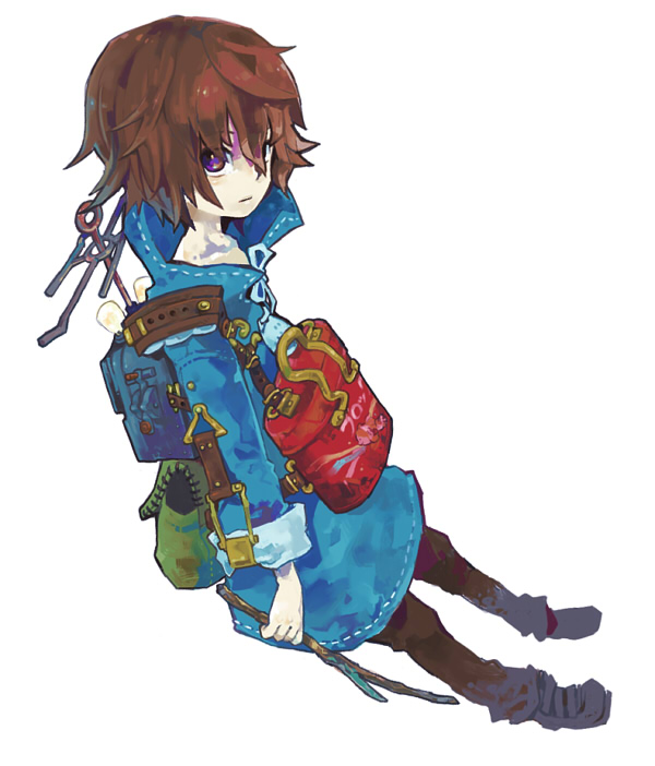 Tags: Anime, Namco, Fragile: Sayonara Tsuki no Haikyo, Seto (Fragile)
