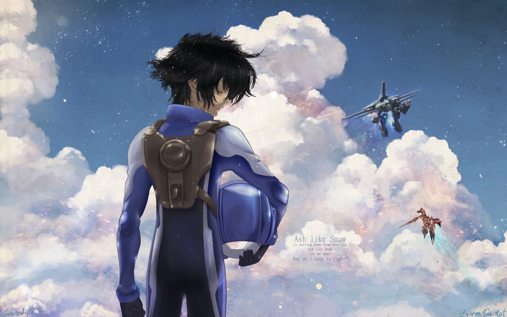 Setsuna F Seiei Mobile Suit Gundam 00 Wallpaper 1023744 Zerochan Anime Image Board