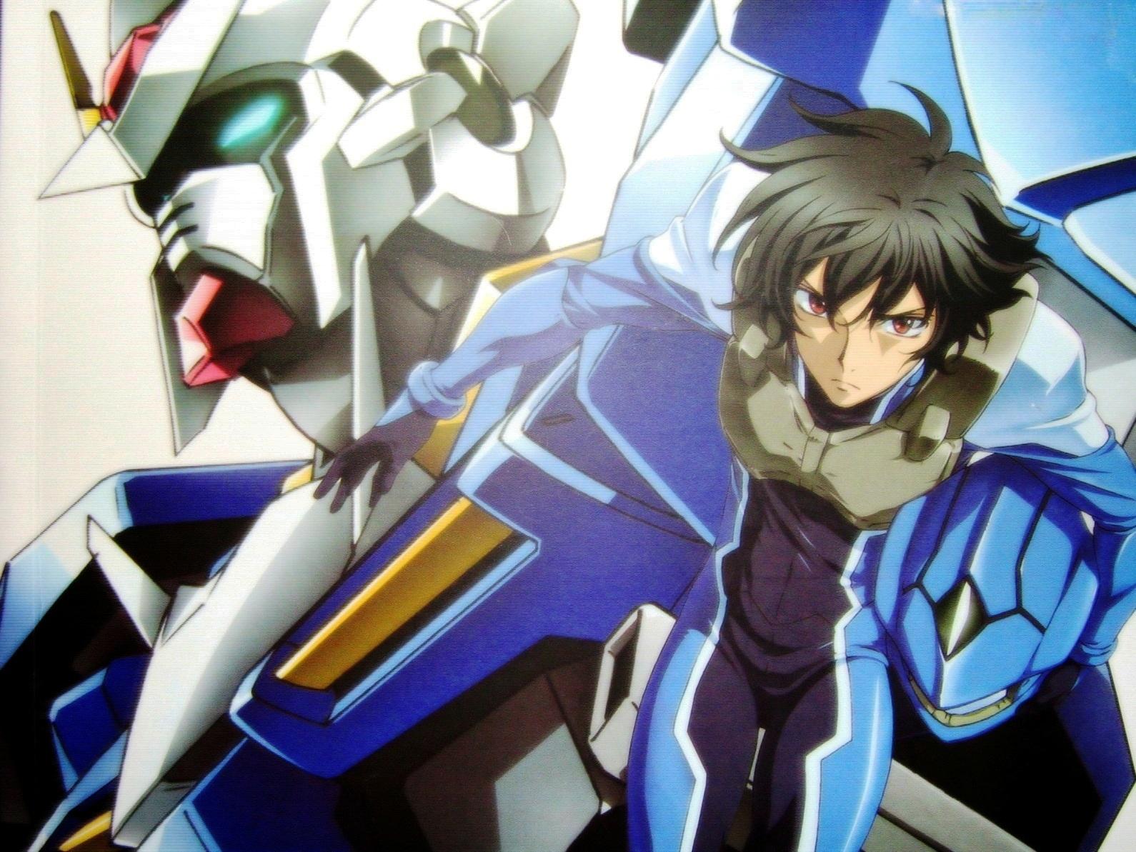Setsuna F. Seiei - Mobile Suit Gundam 00 - Image #115418 ...