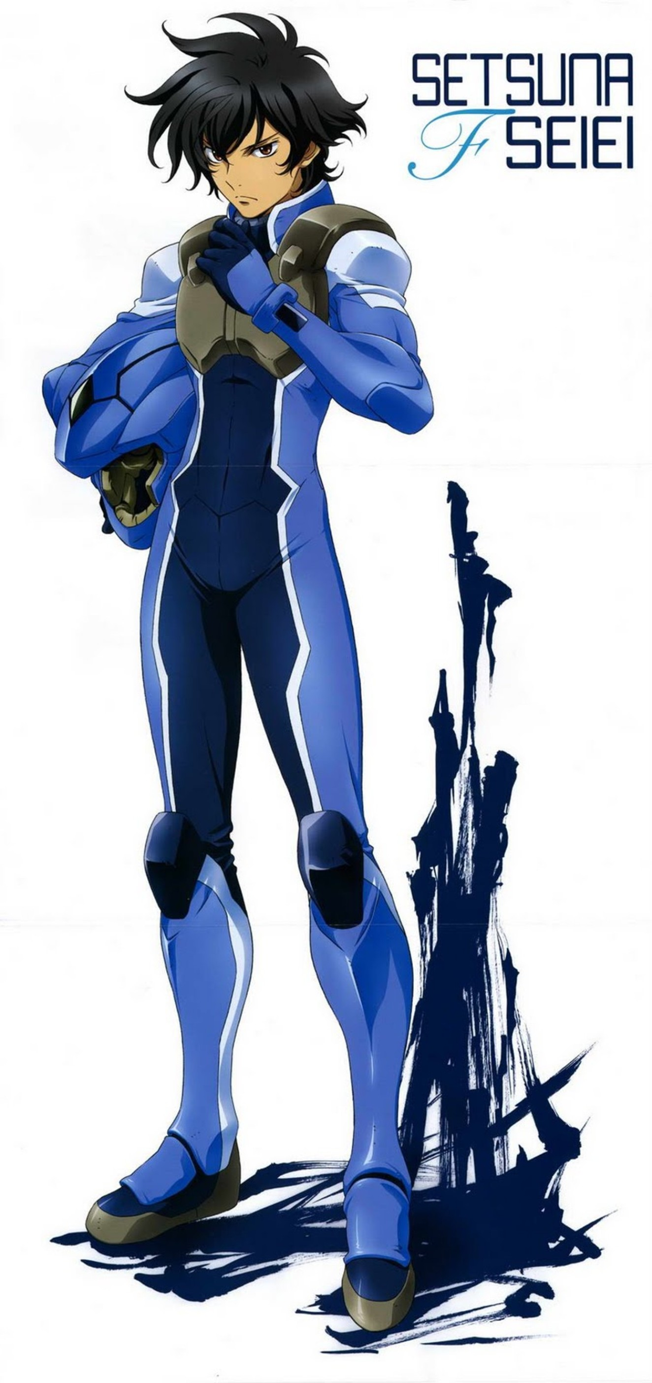 Setsuna F. Seiei - Mobile Suit Gundam 00 - Image #123147 ...