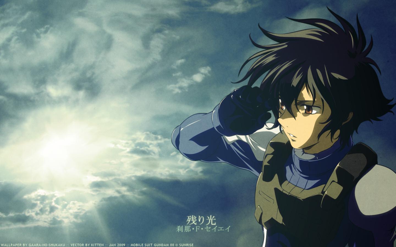 Setsuna F Seiei Mobile Suit Gundam 00 Wallpaper 154950 Zerochan Anime Image Board