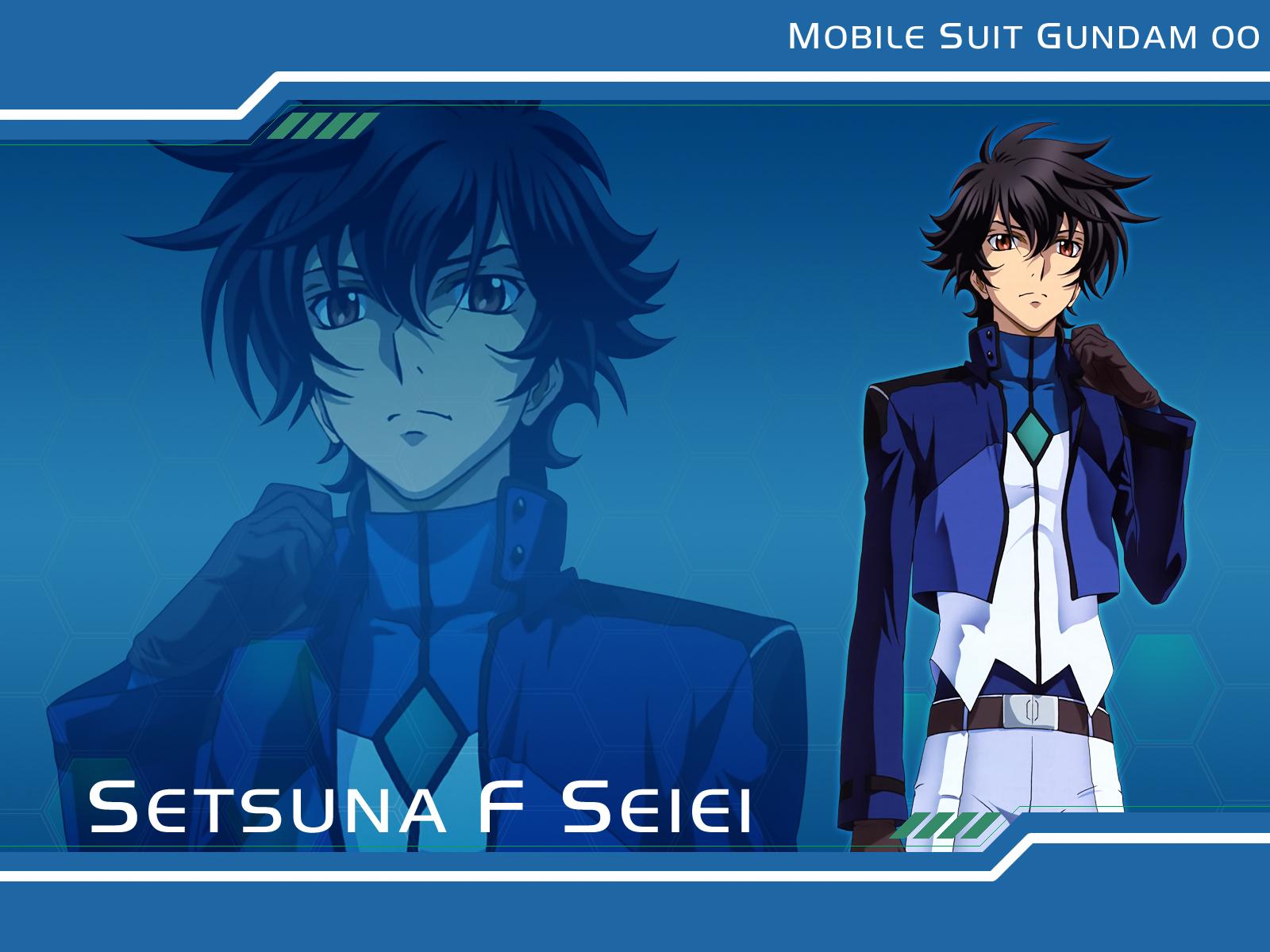 Setsuna F Seiei Mobile Suit Gundam 00 Wallpaper 184021 Zerochan Anime Image Board
