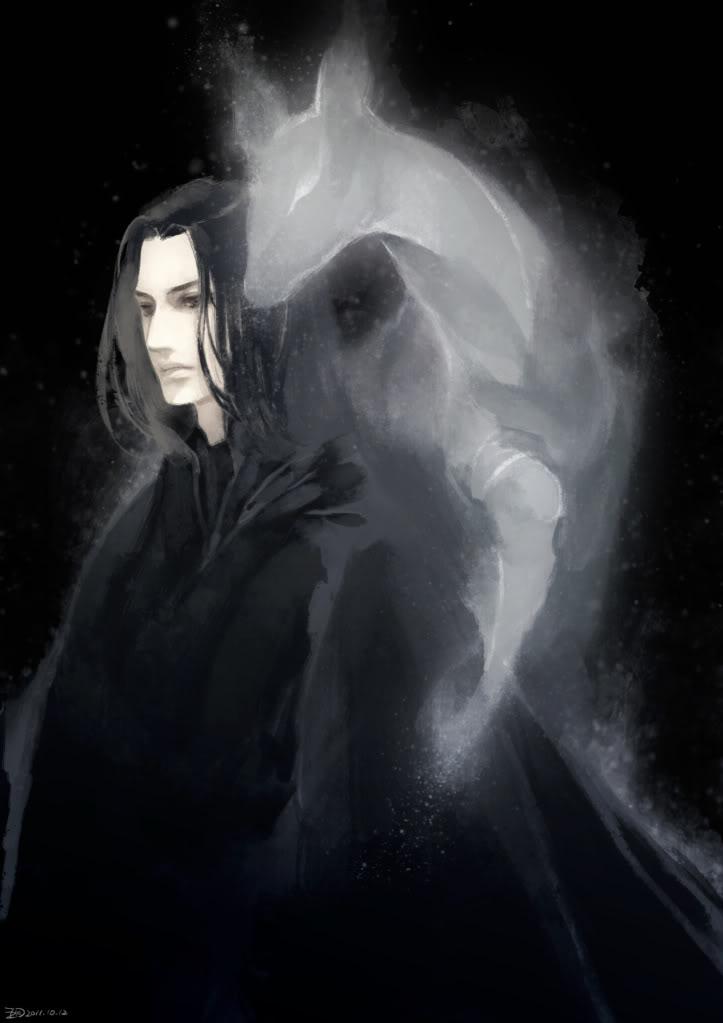 Severus Snape Mobile Wallpaper Zerochan Anime Image Board
