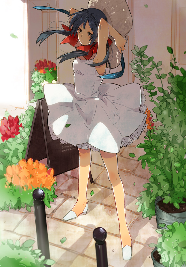 Tags: Anime, Mugomugo, Axis Powers: Hetalia, Seychelles, Mobile Wallpaper, Fanart, Pixiv