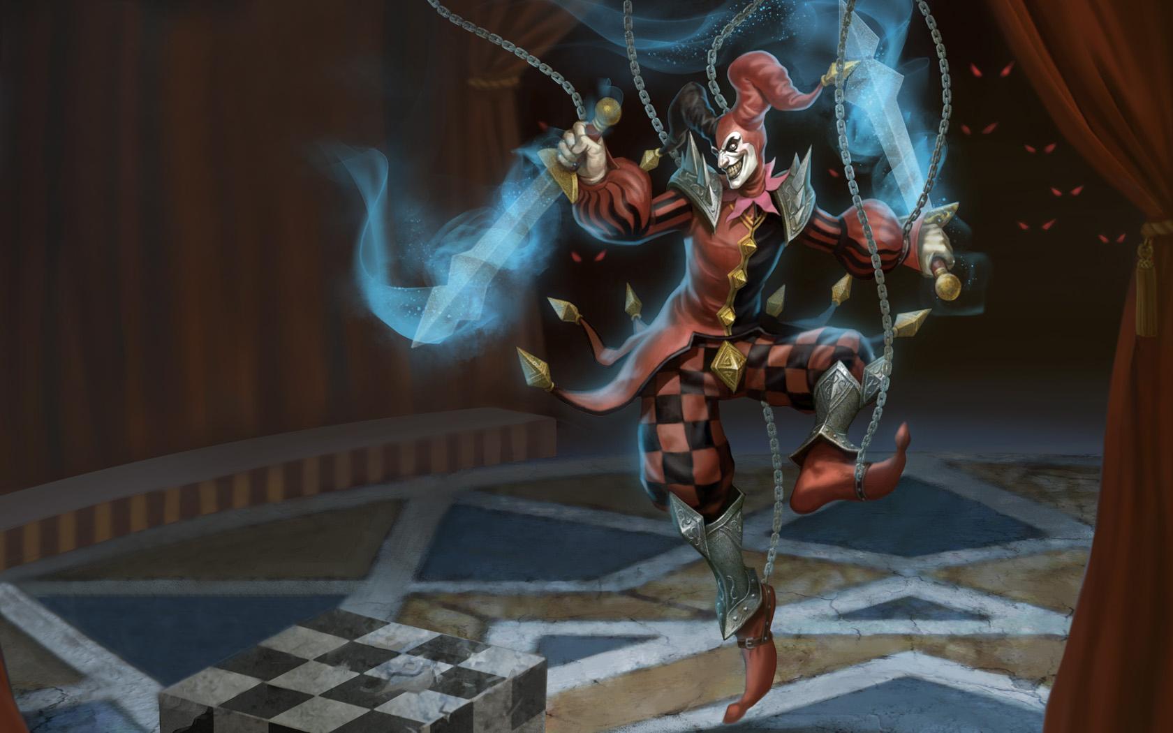 Shaco - League of Legends - Wallpaper #1217799 - Zerochan ...