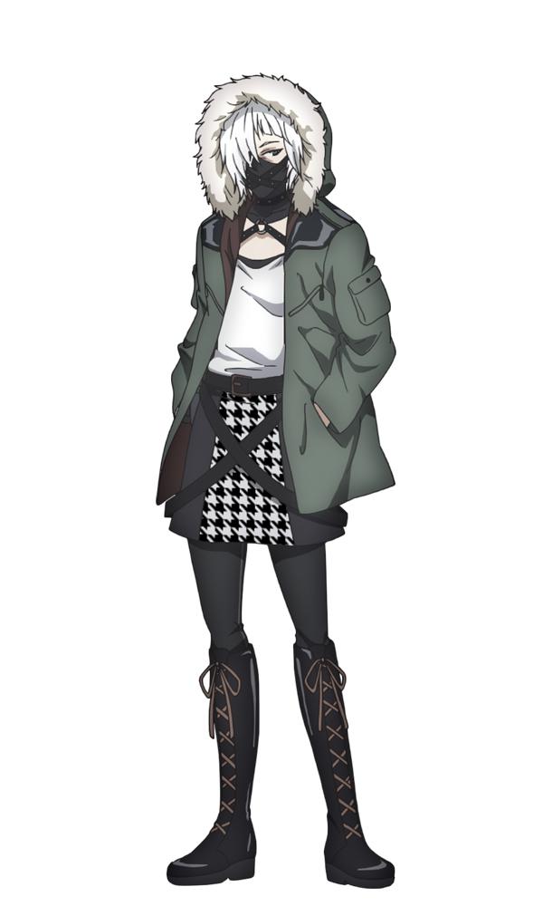 Tags: Anime, Tanabe Kenji, SATELIGHT, Caligula, Shadow Knife, Cover Image