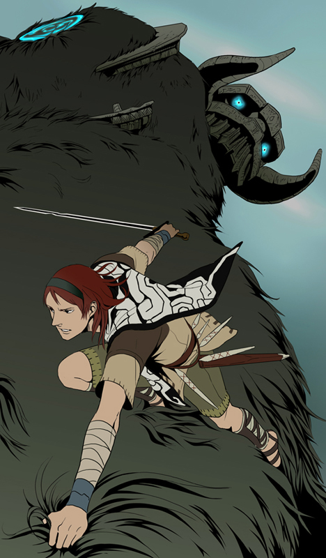 Shadow of the Colossus/#651102 - Zerochan