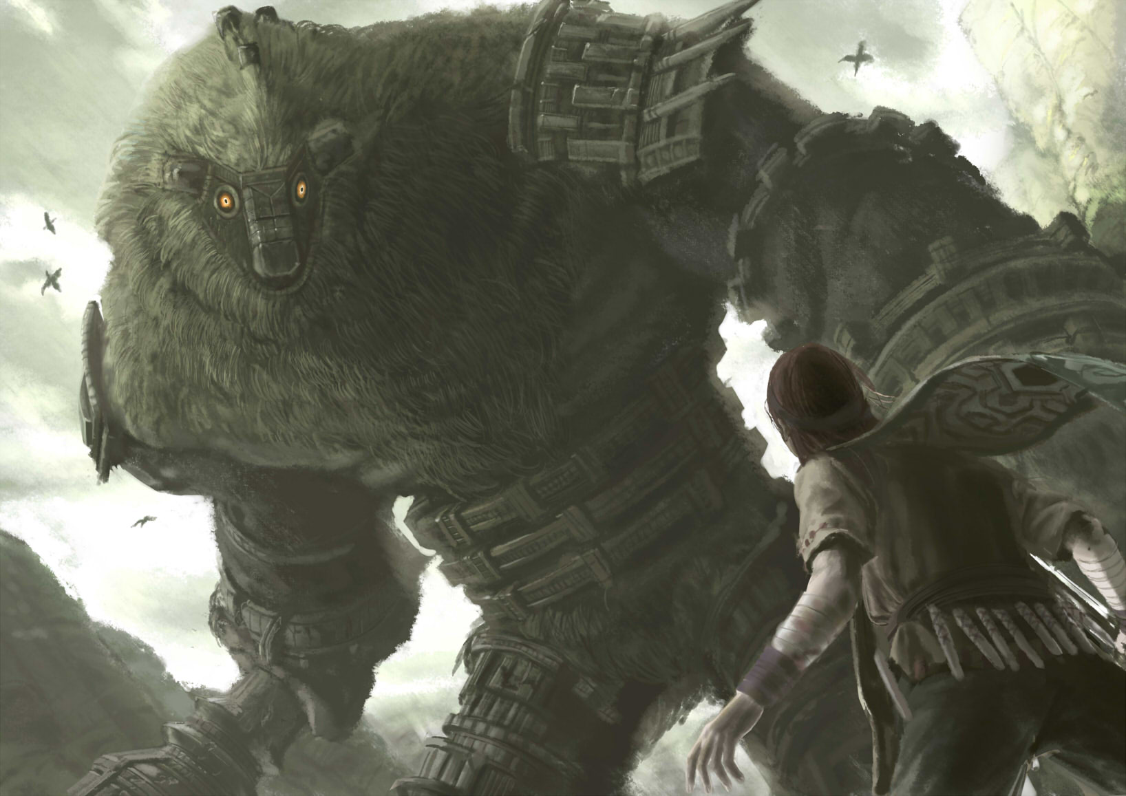 Shadow of the Colossus/#860916 - Zerochan