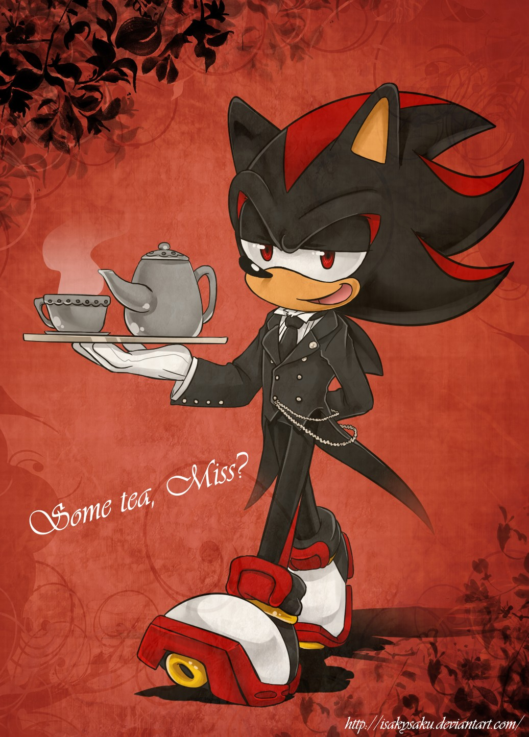 Shadow the Hedgehog, Mobile Wallpaper (Android/iphone ...