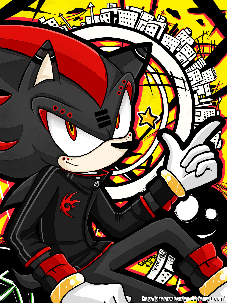 Shadow The Hedgehog Download Image