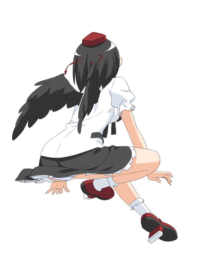 Tags: Anime, Peko, Touhou, Shameimaru Aya, Aya Shameimaru