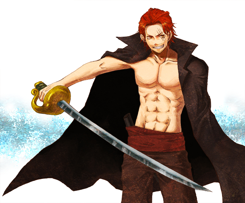 Shanks Sword
