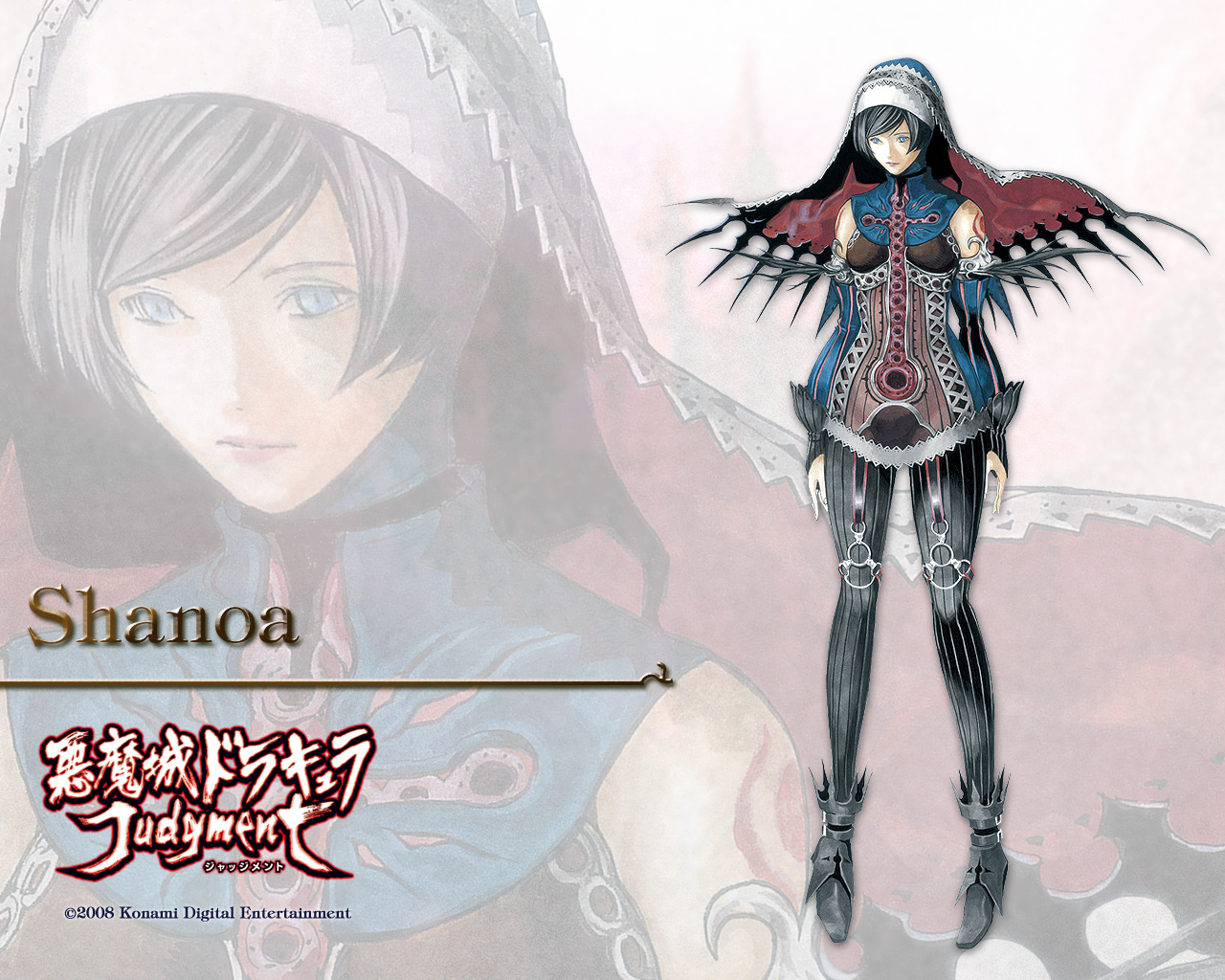 Shanoa Castlevania Order Of Ecclesia Wallpaper 231235