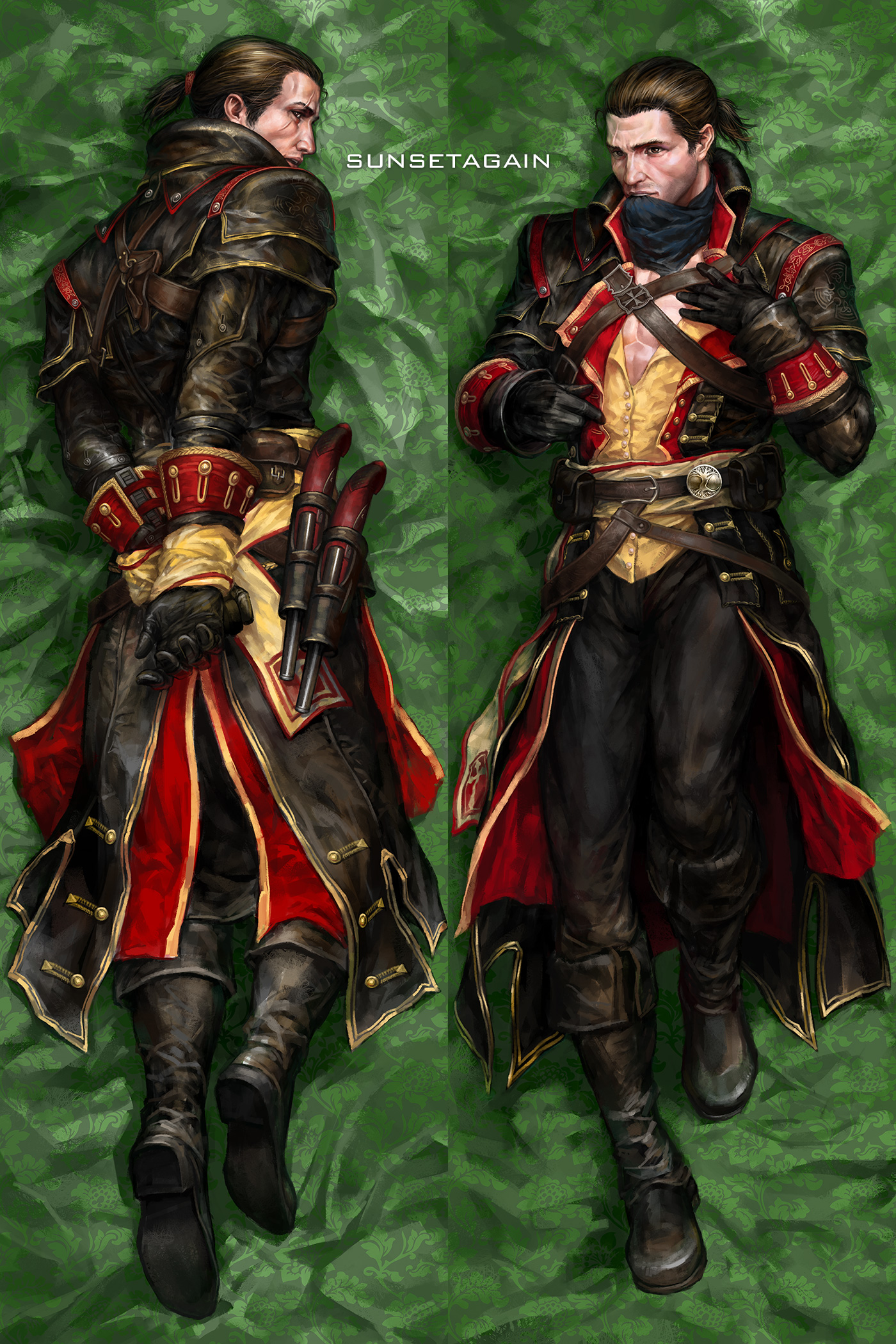 Shay Patrick Cormac Assassin S Creed Rogue Image 2176252