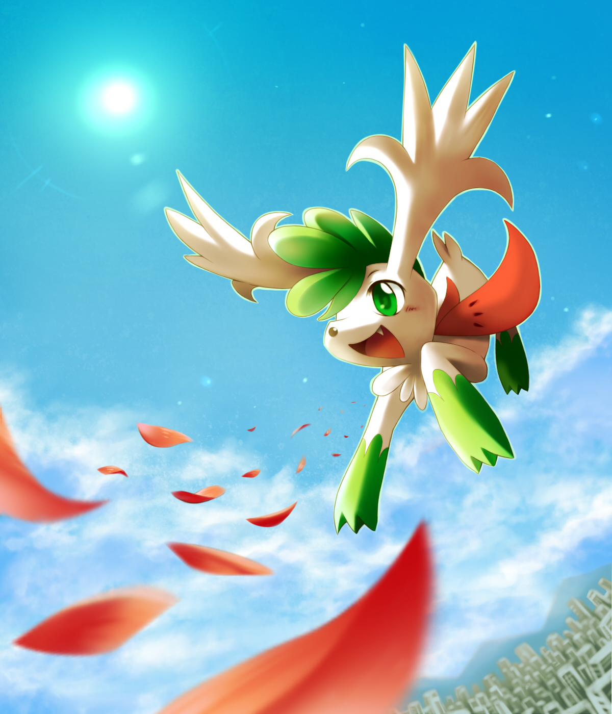 ORAS Ubers] - Mega Gengar Ft. Shaymin-Sky | Pokémon Online
