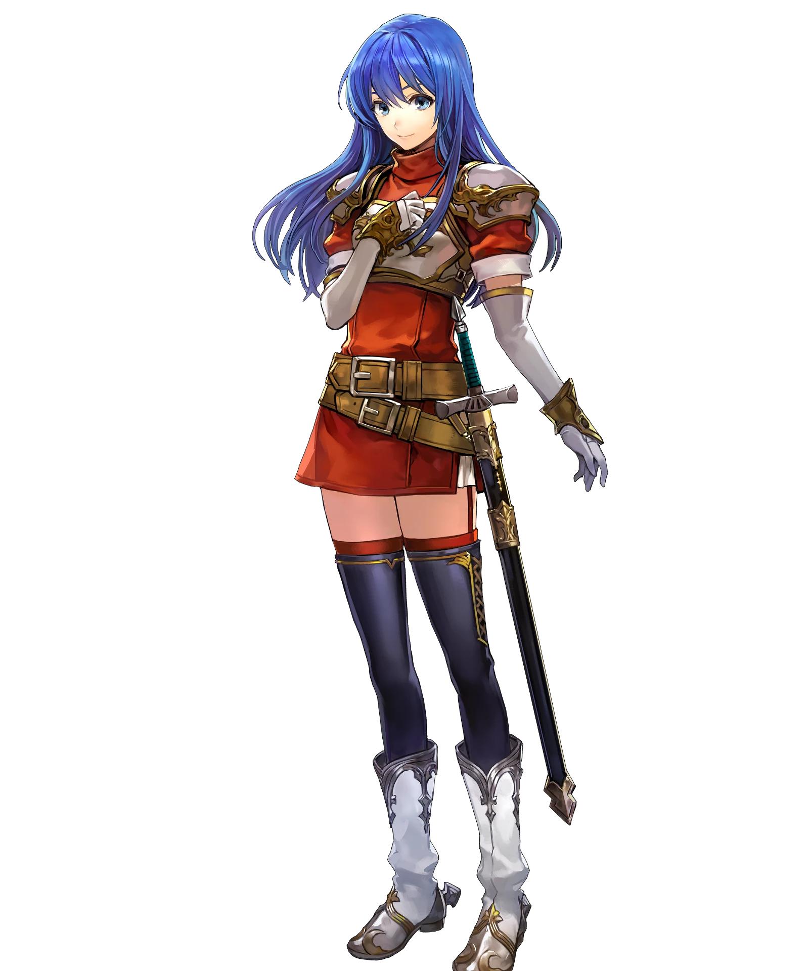 Sheeda (Fire Emblem) (Caeda (fire Emblem)) - Fire Emblem: Monshou no Nazo - Image #3102883
